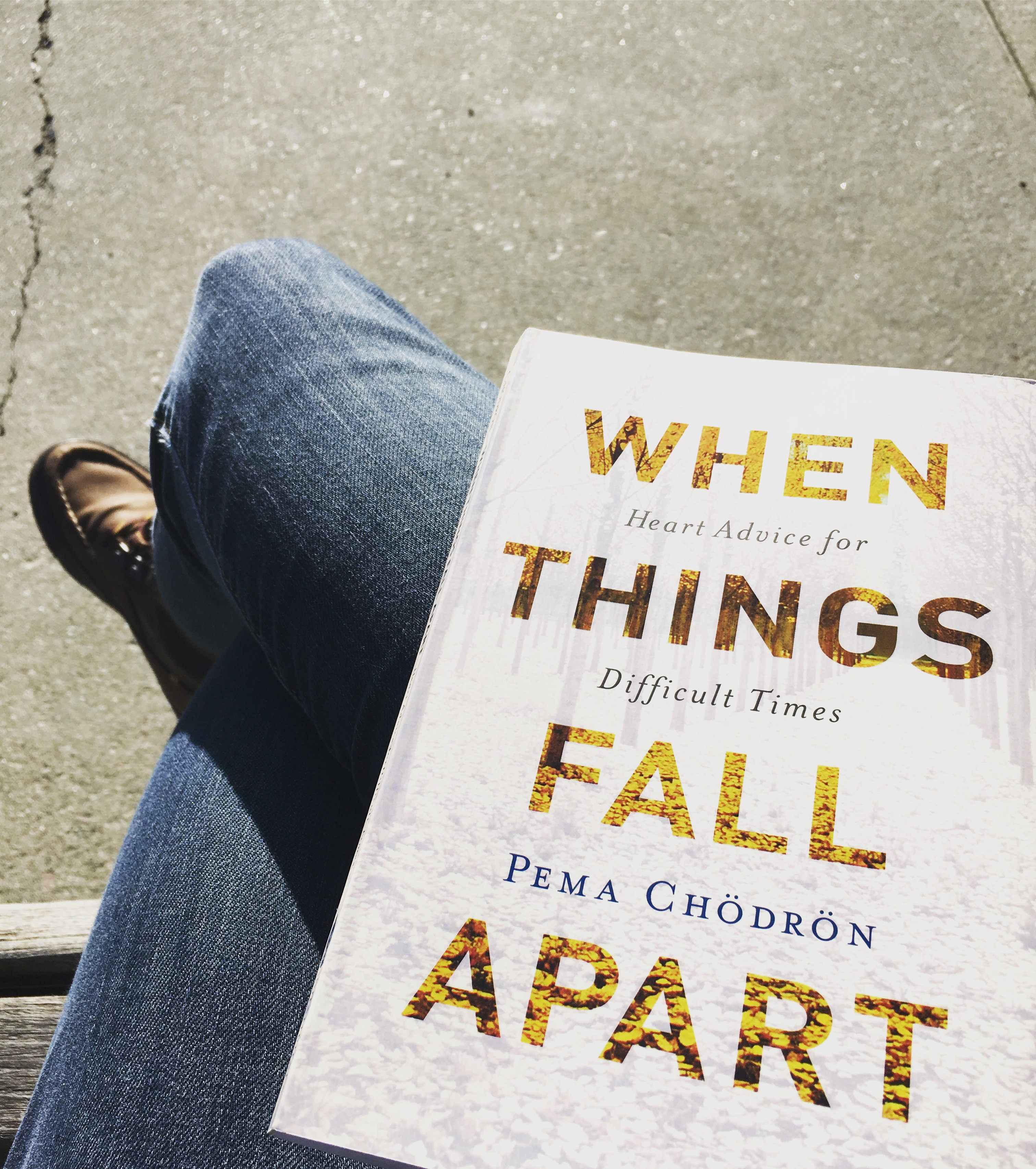 things fall apart point of view