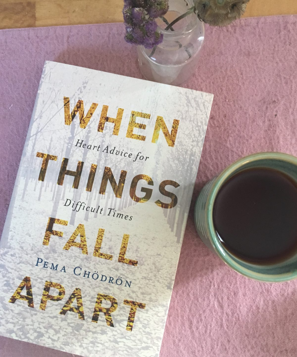 Things Fall Apart Book: Book Club Discussion: When Things Fall Apart